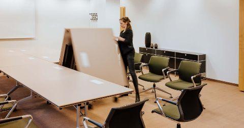 Unternehmensumzug - ein häufiger Anlass für Büroplanung