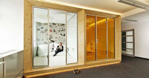 neue Arbeitsweisen erfordern moderne Büroplanung