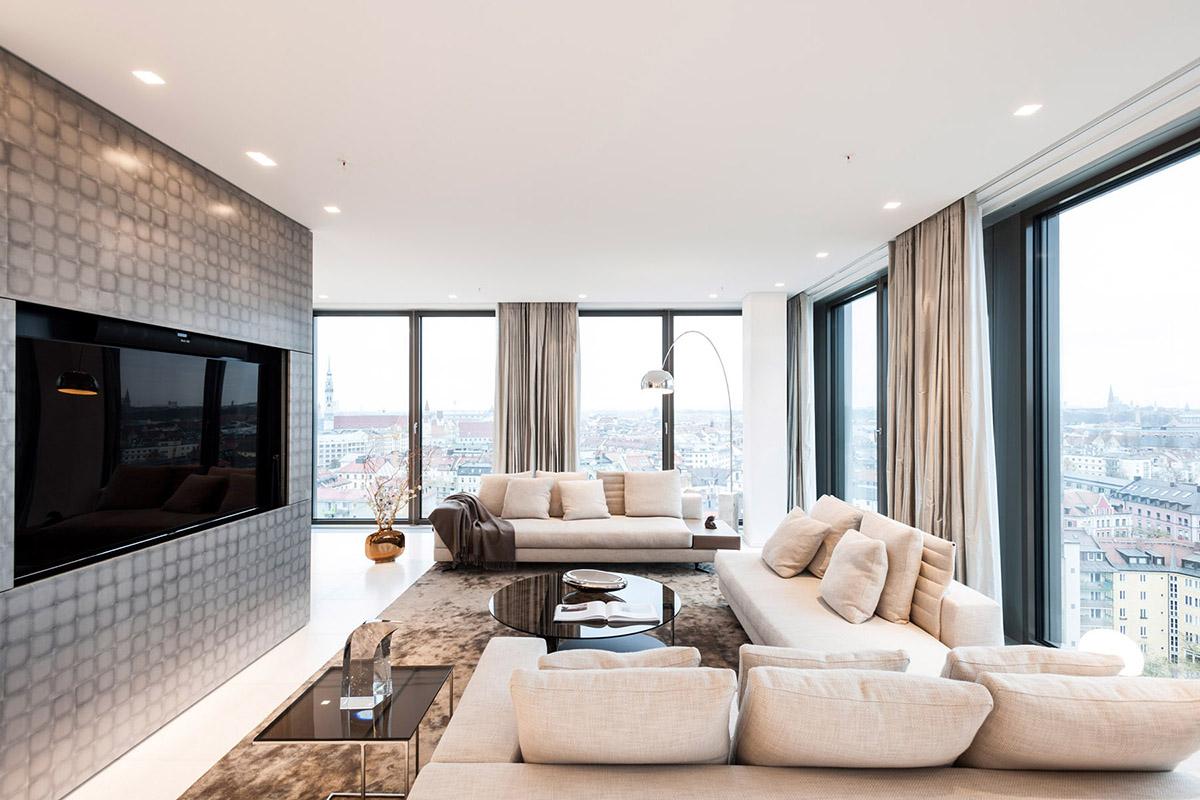 """df-referenz-Luxus-Wohnung im exklusiven """"The Seven"""""""