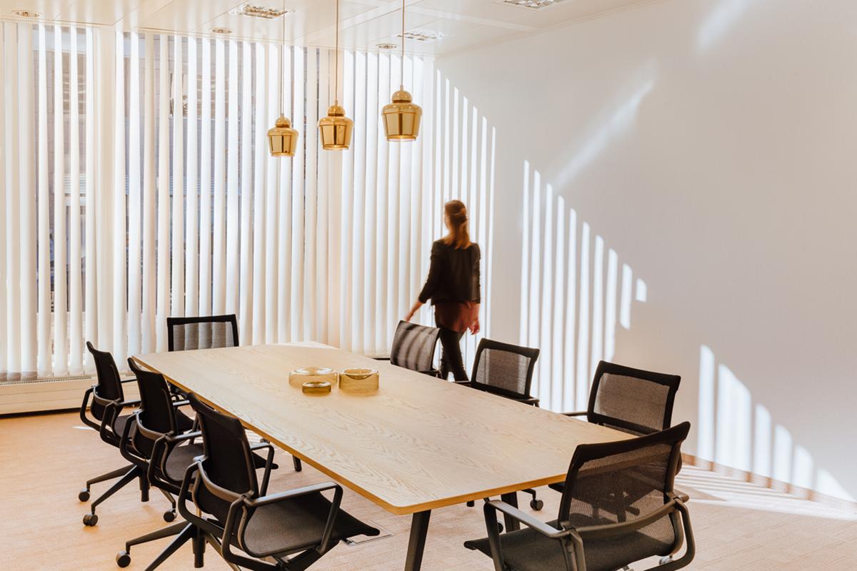 Büroeinrichtung im ecos office center