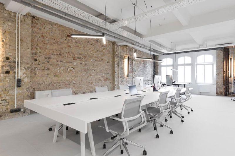 Beispiel für ein Teambüro bei der Agentur Navarra