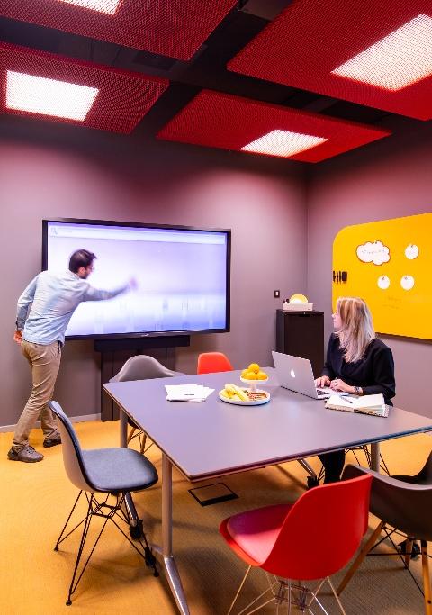 Moderne Bürokonzepte sind individuell, variabel und flexibel
