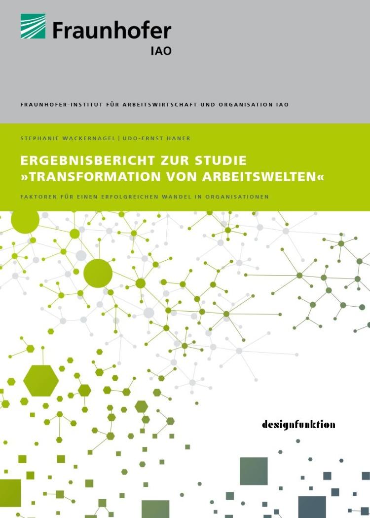 Studie_Transformation von Arbeitswelten