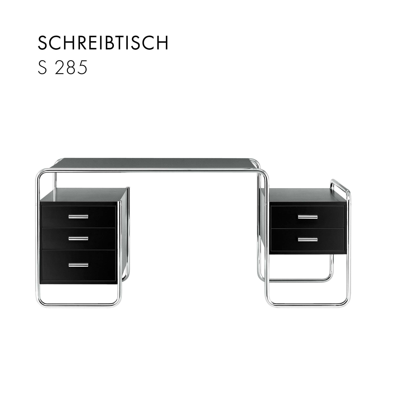 Thonet_S285_Schreibtisch