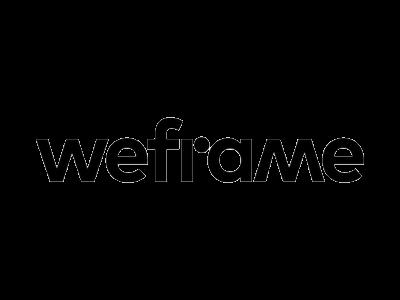 weframe logo neu transparent